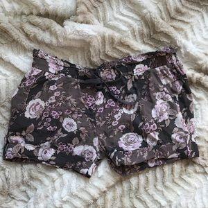 Ella Moss Floral Shorts